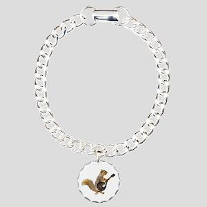 Squirrel Mandolin Bracelet