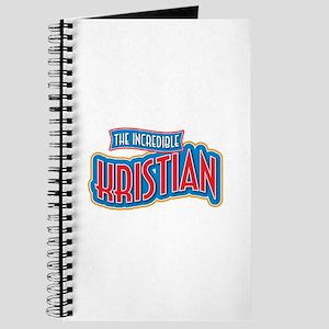 The Incredible Kristian Journal