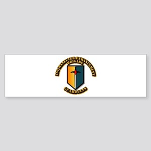 Army - SSI - 1st Maneuver Enhancement Bde Sticker