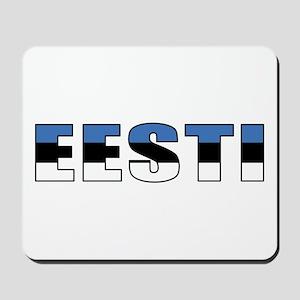Estonia Mousepad