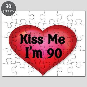 Kiss Me Puzzle