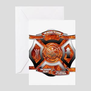 FD Seal.png Greeting Card