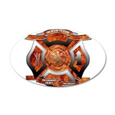FD Seal.png Wall Decal