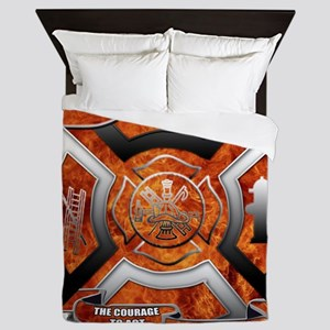 FD Seal Queen Duvet