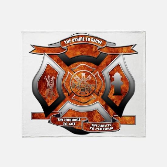 FD Seal.png Throw Blanket