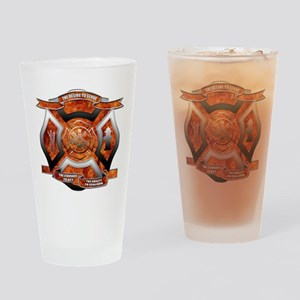 FD Seal Drinking Glass