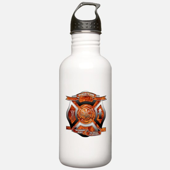 FD Seal.png Water Bottle
