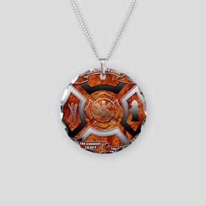 FD Seal Necklace