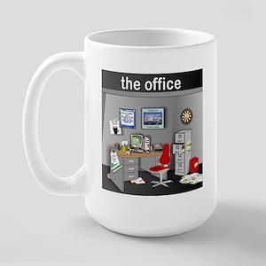 My Office Large Mug