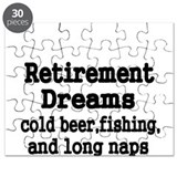 Retirement beer Puzzles