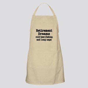 Retirement Dreams Apron