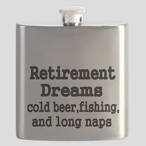 Retirement Dreams Flask
