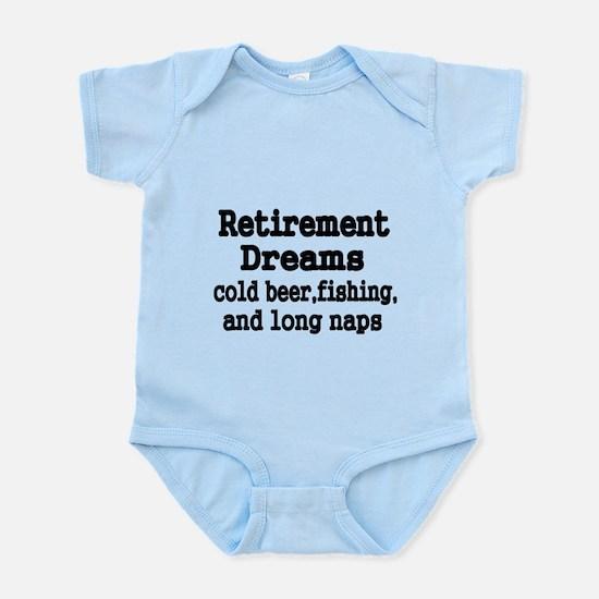 Retirement Dreams Body Suit