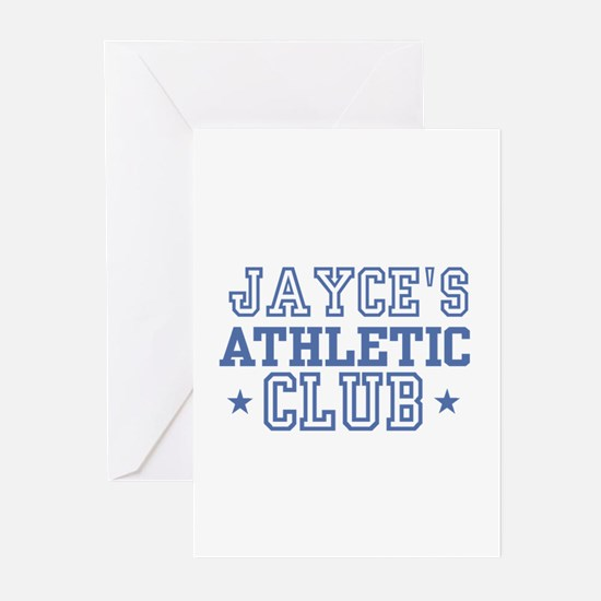 Jayce Greeting Cards (Pk of 10)