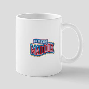 The Incredible Maddox Mug
