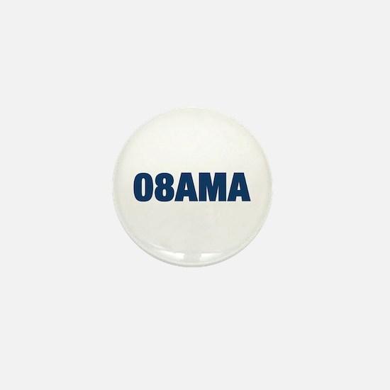 BARACK 0BAMA Mini Campaign Button