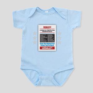 Voter ID Body Suit