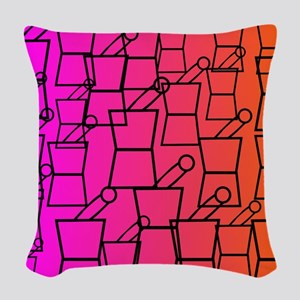 pharmacist all over BEST 1 Woven Throw Pillow