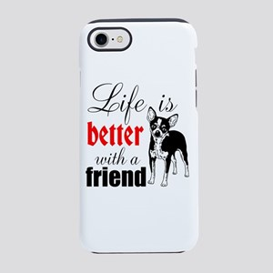 Better With A Friend iPhone 7 Tough Case