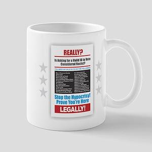 Voter ID Mugs