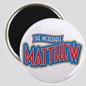 The Incredible Matthew Magnet