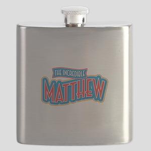 The Incredible Matthew Flask