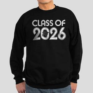 Class of 2026 Grad Sweatshirt (dark)
