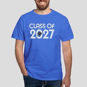 Class of 2027 Grad Dark T-Shirt