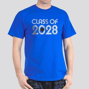 Class of 2028 Grad Dark T-Shirt