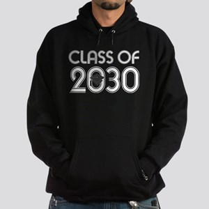 Class of 2030 Grad Hoodie (dark)