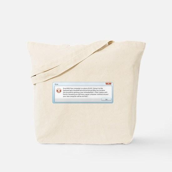 get a mac Tote Bag
