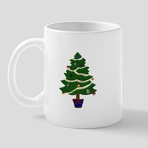 Christmas Tree Left Mug