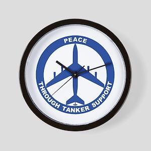 KC-135 Stratotanker Wall Clock