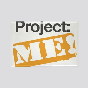 ProjectMe! Personal Training Rectangle Magnet