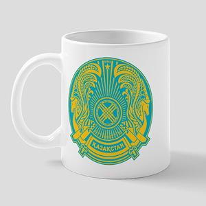 Kazakhstan Coat of Arms Mug