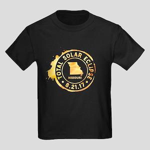 Eclipse Missouri Kids Dark T-Shirt