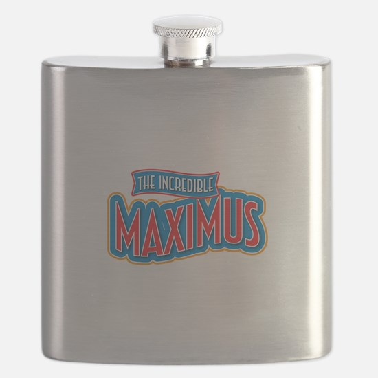 The Incredible Maximus Flask