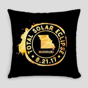 Eclipse Missouri Everyday Pillow