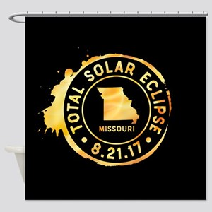 Eclipse Missouri Shower Curtain