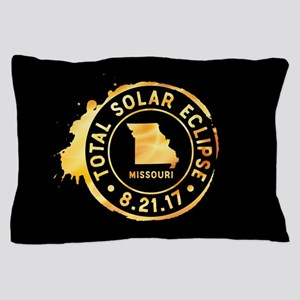 Eclipse Missouri Pillow Case