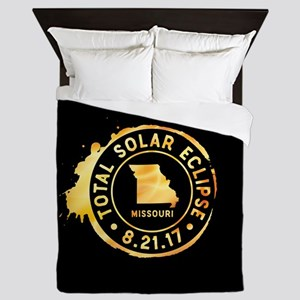 Eclipse Missouri Queen Duvet