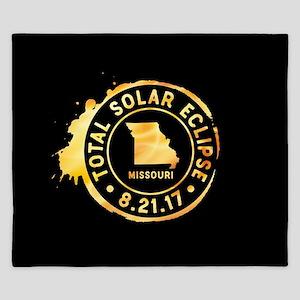 Eclipse Missouri King Duvet