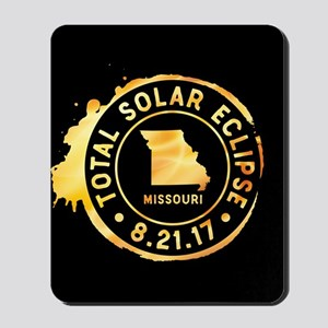 Eclipse Missouri Mousepad
