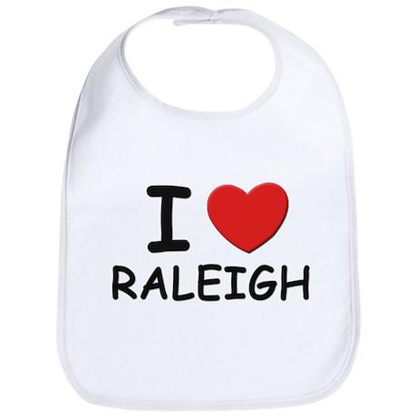 I love Raleigh Bib