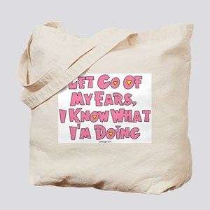 Let Go Now Tote Bag