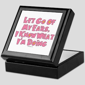 Let Go Now Keepsake Box