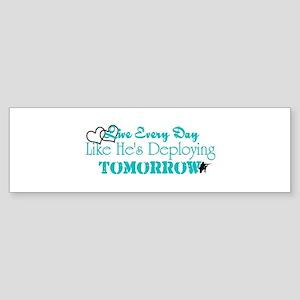 liveeveryday Bumper Sticker