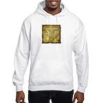 Celtic Letter T Hooded Sweatshirt