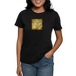 Celtic Letter T Women's Dark T-Shirt
