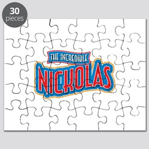 The Incredible Nickolas Puzzle